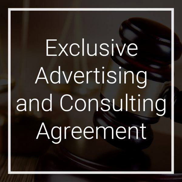Exclusive Advertising and Consulting Agreement